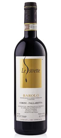 Barolo Corini Pallaretta Le Strette